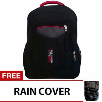 Bag & Stuff Campus Combi Laptop Backpack with Raincover