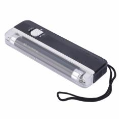 Benz 2 in 1 Portable UV Led Light Torch Lamp Money Detector / Alat Pendeteksi Uang