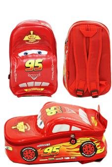 BGC Disney Cars 3D Lightning McQueen On The Road