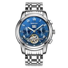 BINKADA Fashion Automatic Mechanical Business Casual Men's Watch #7062L02-2 - Intl