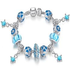 Blue Love European And American High-end Gift Bracelet PA147.20CM