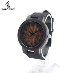 BOBOBIRD WC24 New Fashion 100% Natural Bamboo Wood Watch Jam Tangan es Womens Luxury Vintage Watch Jam Tangan For Men Gift Box Accept OEM 2017 W*C24