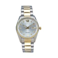 Bonia BN10186-2115 Jam Tangan Wanita Silver Gold Stainless Steel