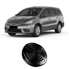 Bosch Klakson Mobil Nissan Grand Livina Europa Grill Disc Black 12V - 2 Buah/Set - - 0320223910 - Hitam