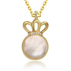 BPN923-A Wholesale Nickle Free Antiallergic 18K Real Gold Plated Necklace Pendants New Fashion Jewelry (Intl)