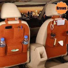 BUYINCOINS Auto Car Seat Back Bag Organizer Holder Storage Multi-Pocket Travel Bag Hanger Accessories - intl