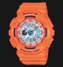 Casio Baby-G BA-110SN-4ADR Jam Tangan Wanita