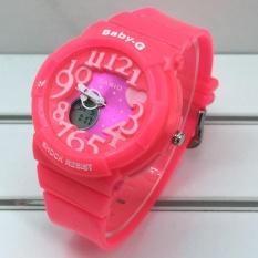 Casio BABY-G BG6101 GIS - Jam Tangan Wanita Terbaru