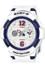 Casio Baby-G Women's Watch BGA-210-7B2 White