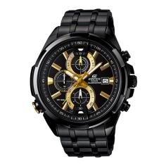Casio Edifice EFR-536BK-1A9VDF Strap Stainless Steel