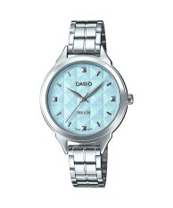 Casio Enticer Lady's Analog Blue Dial Women's Watch - LTP-1392D-2AVDF