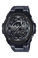 Casio G-shock GST-210M-1.200-Meter Water Resistance Men's Watch Black (Free Size)