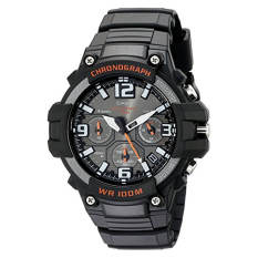 Casio Men's MCW-100H-1AVCF Heavy Duty Design Watch With Black Silicone Band Watch (Intl)