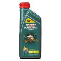 Castrol Oli Mesin Mobil - Magnatec 10W30 Diesel (1 Liter)