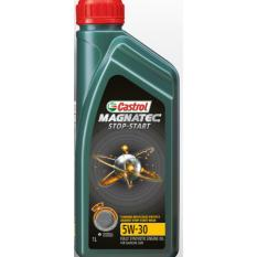 Castrol Oli Mesin Mobil - Magnatec 5W30 Stop Start (1 Liter)