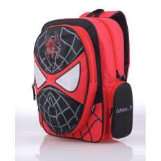 Catenzo Junior Tas Ransel Sekolah Anak Laki-Laki CZR181 - Boys School Bags - Merah