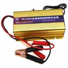 Charger Aki Mobil Motor 12V/30A 24V/18A - Golden
