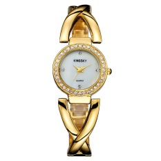 Chechang Kingsky Manufacturers Wholesale Direct Sales Lady Watches Quartz Crystal To Sell Through The Wish Big Seller Essential Supply