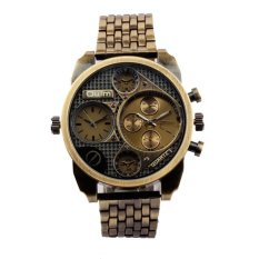 CITOLE OULM European Manufacturers Supply / Radium Classic Men's Watch / Two Personality / Alloy Belt's Wholesale (Intl)