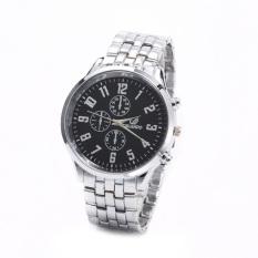 Classic Steel Belt Watch Male Business Watch