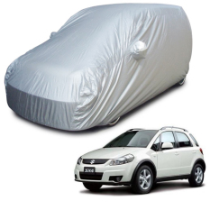 Custom Sarung Mobil Body Cover Penutup Mobil Suzuki SX4 Fit On Car