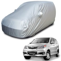 Custom Sarung Mobil Body Cover Penutup Mobil Xenia Fit On Car