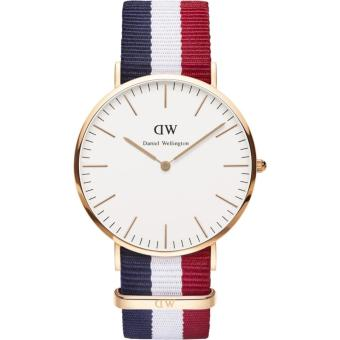 Daniel Wellington Classic Cambridge White Dial Men's Watch 0103DW