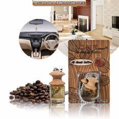 D'one 3 pcs Parfum Gantung Mobil & Rumah Aroma COFFE