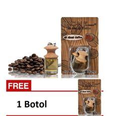 D'one Parfum Gantung Car & Homme D'one Aroma Coffe + Get 1 Free