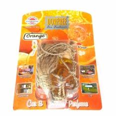 Dorfree Parfum Mobil - Pengharum Ruangan - Pengharum Mobil Orange