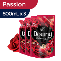 Downy Passion Refill 800ml - Paket isi 3