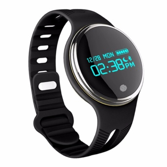 E07 Smart Watch android IOS IP67 Waterproof Bluetooth 4.0 Smartband Pedometer Sport Smartwatch Fitness Tracker - intl
