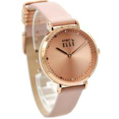 Elle Jam Tangan Wanita Leather Strap
