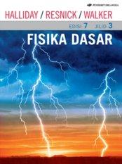 Erlangga Soft Cover Buku - Fisika Jl.3 Ed.7 : Halliday