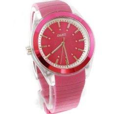 Esprit 900642 Rubber Strap Pink
