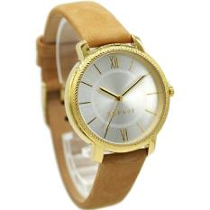 Esprit Jam Tangan Wanita Leather Strap