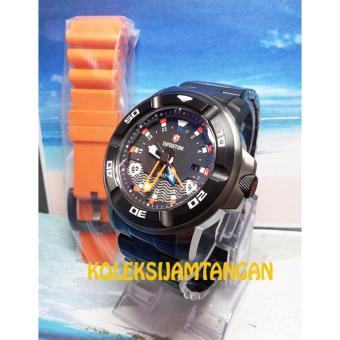Expedition 6711 Sea Walker Original - Hitam - Jam Tangan Pria