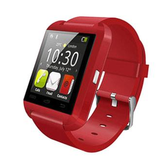 fangfang U80 Smart Watch Bluetooth Smartwatch Wrist Wear Mate For IOS Android Phone CA - intl