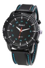 Fashion Casual Silicone Quartz Men Military Soprts Watches High Quality Analog Men Watch Relogio Masculino Reloj Hombre (Intl)