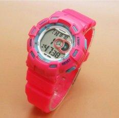 Fortuner Sport Digital - FR 1326 Pink - Jam Tangan Wanita - Karet