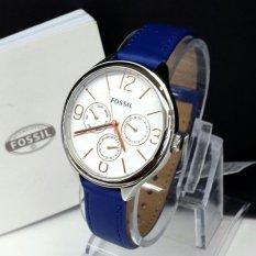Fossil Premium - Jam Tangan Wanita - Leather Strap - Fossil BQ3105