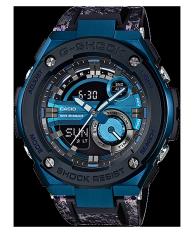 G-shock Pria GST-200CP-2ADR Initial Blue