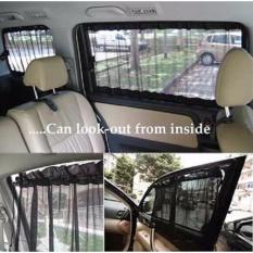 G-smart Tirai Kaca Mobil Sun Shade Curtain 75x54cm