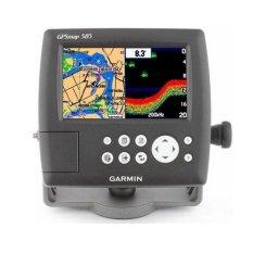 Garmin GPS 585 - Hitam