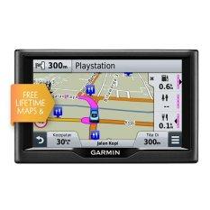 Garmin - GPS Navigator Nuvi 57 LM Indonesia