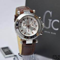 Gc Guess Collection Original Swiss Made X58005G1S (Silver)