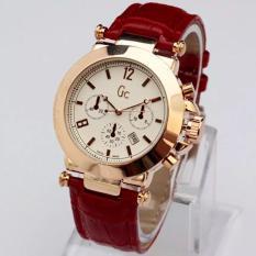 GC - jam tangan fasion wanita terbaru GC897-32L case rose gold