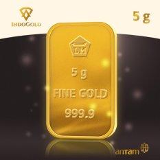 Gold Antam Emas Logam Mulia 5 Gram