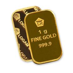 Gold Logam Mulia Antam 1 Gram - 24 Karat Sertifikat Resmi Antam - Bergaransi - Istimewa - Cetakan Tahun 2017