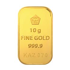 Gold Logam Mulia Antam 10 Gram - 24 Karat Sertifikat Resmi Antam - Bergaransi - Istimewa - Cetakan Tahun 2017 - Gratis Voucher Carrefour Senilai Rp100.000